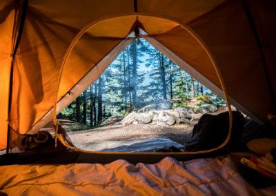 camping west coast van rentals
